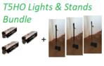 T5HO Lights and Stands Bundle
