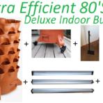 Ultra Efficient 80 Watt Deluxe Indoor Bundle
