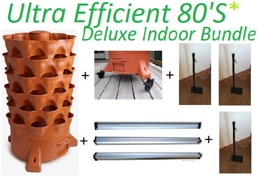 Ultra Efficent 80s Deluxe Indoor Bundle image